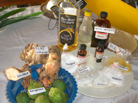 Herbal Products Making
